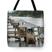 On The Hillsboro Canal Tote Bag