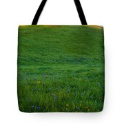 On The Hilltop Tote Bag