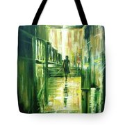 On The Light Tote Bag