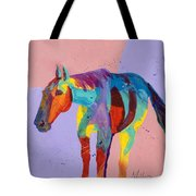 On The Lonely Trail Tote Bag