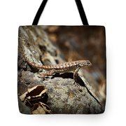 On The Look Out Tote Bag