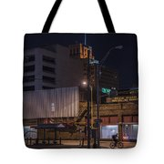 On The Move Tote Bag by Break The Silhouette