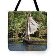 On The Nile Tote Bag