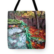 On The North Side Tote Bag