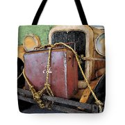 On The Road To Adventure Tote Bag