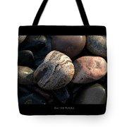 On The Rocks  Tote Bag
