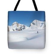 On The Ruth Glacier Tote Bag