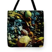 On The Shores Of My Imagination Tote Bag