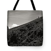 On The Slope Tote Bag