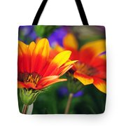 On The Sunny Side... Tote Bag
