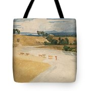 On The Tees At Rockcliffe Tote Bag