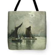 On The Thames Tote Bag