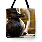 On The Toon. Tote Bag
