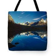 On The Trail Tote Bag