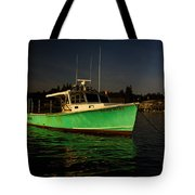 On The Waterfront V Tote Bag