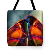 On The Way Home To Kansas Tote Bag