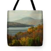 On The Way To Fall Tote Bag