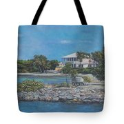 On The Way To St. John Tote Bag