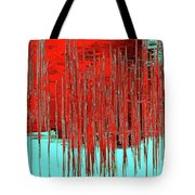On The Way To Tractor Supply 3 14 Tote Bag