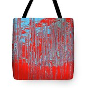 On The Way To Tractor Supply 3 18 Tote Bag