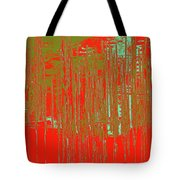 On The Way To Tractor Supply 3 19 Tote Bag