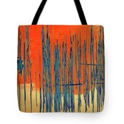 On The Way To Tractor Supply 3 22 Tote Bag
