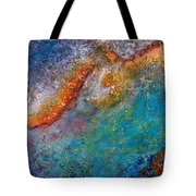 On The Wings Of Hope Tote Bag