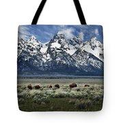 On To Greener Pastures Tote Bag