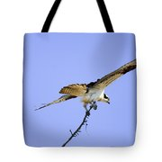 On To The Nest Tote Bag