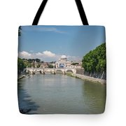 On To The  Tyrrhenian Sea Tote Bag
