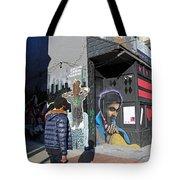 On U Street Tote Bag