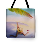 On Vacation Tote Bag
