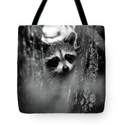 On Watch - Bw Tote Bag