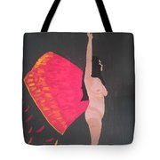 On Wings Of Creation Tote Bag