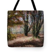 On Wolf Mountain Tote Bag