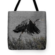 On Your Mark Tote Bag
