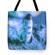 Once On A Blue Moon Tote Bag