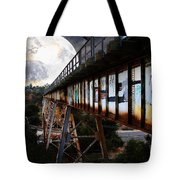 Once Upon A Time In Any Town Usa Tote Bag