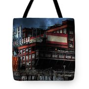 Once Upon A Time In The Sleepy Town Of Crockett California . 5d16760 Tote Bag