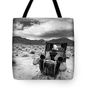 Once Upon A Time There Was A Cow... Tote Bag