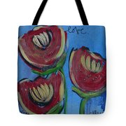 Once Upon A Yoga Mat Poppies 2 Tote Bag
