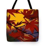 One Autumn Evening By Kaye Menner Tote Bag