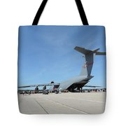 One Big Bird Tote Bag