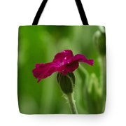 One Blossom Tote Bag