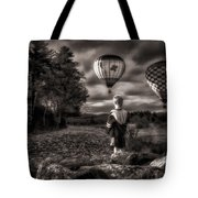 One Boys Dream Tote Bag