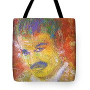 One Character Or An  Idea Tote Bag
