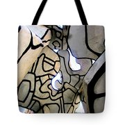 One Chase Manhattan Plaza 2 Tote Bag