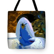 One Colorful Fish Tote Bag