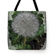 One Dandy Lion Tote Bag