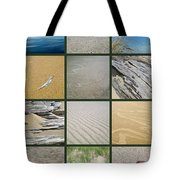 One Day At The Beach Ll Tote Bag